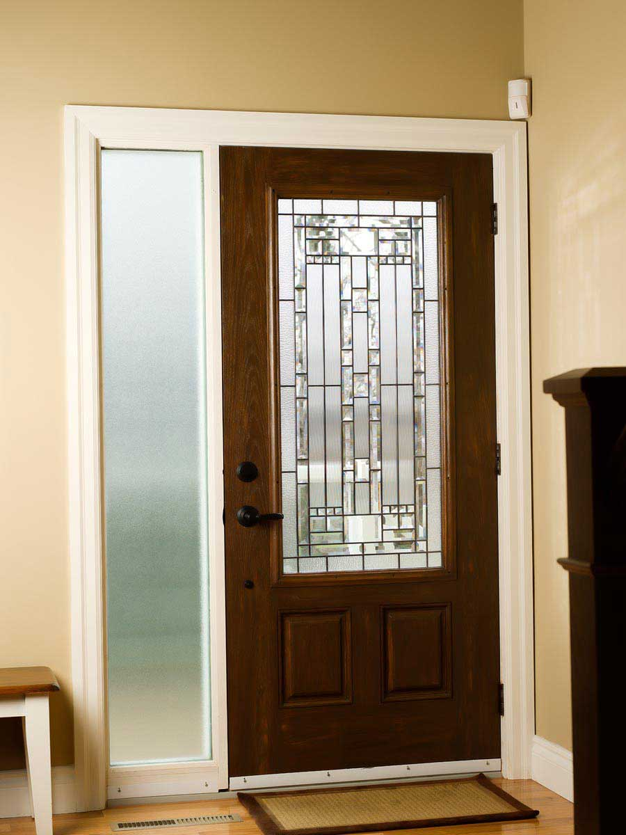 Kohltech Fibreglass Door with Sidelights